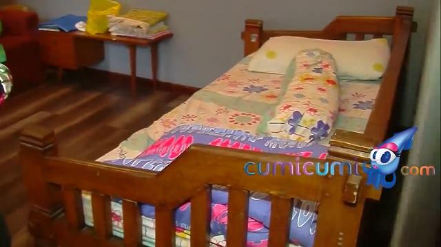 ruang bermain sekaligus kamar tamu