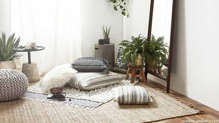 Hasil gambar untuk Pilih Desain Ruang Meditasi yang Nyaman