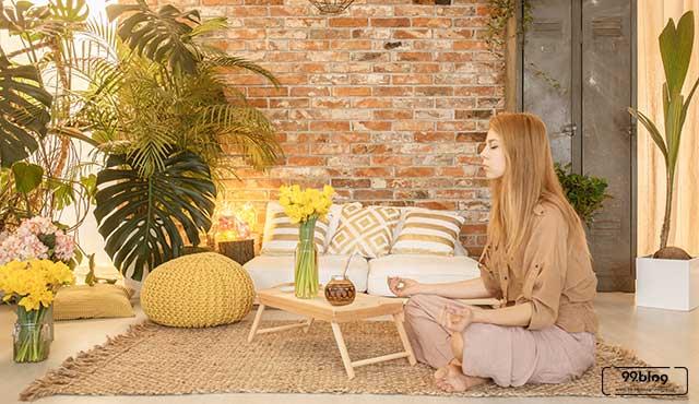 Lengkapi Ruang Meditasi di Rumah dengan 10 Unsur Ini!