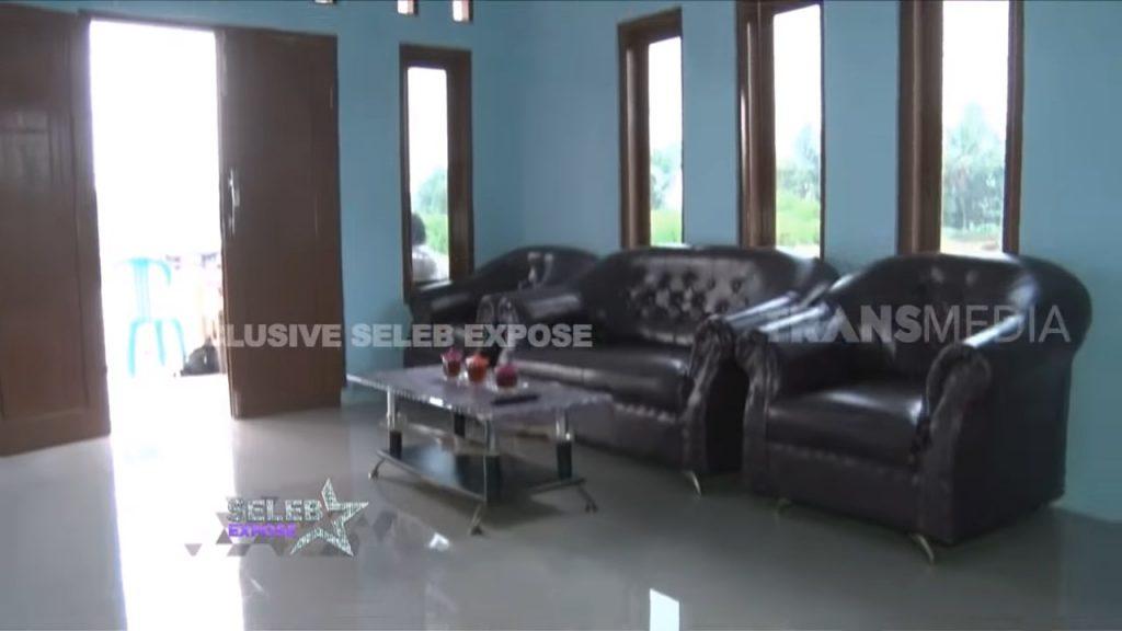 area ruang tamu