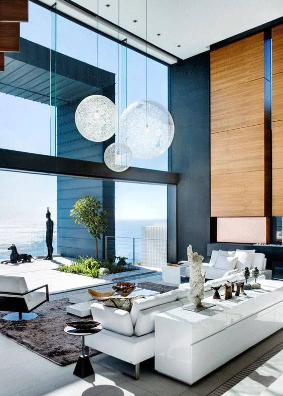 9 Desain Ruang Tamu Mewah Untuk Kamu Yang Berselera Tinggi