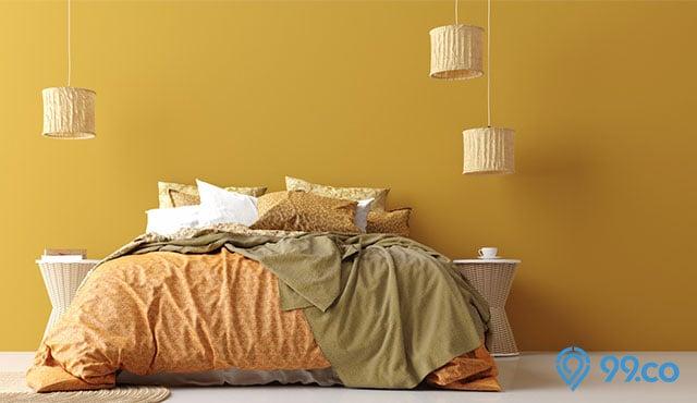7 Inspirasi Desain Ruangan Warna Mustard yang Bikin Rumah Terlihat Unik dan Berkarakter
