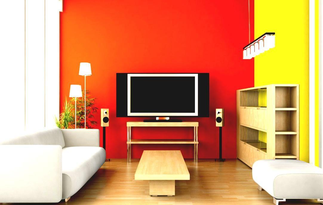warna cat rumah merah kuning