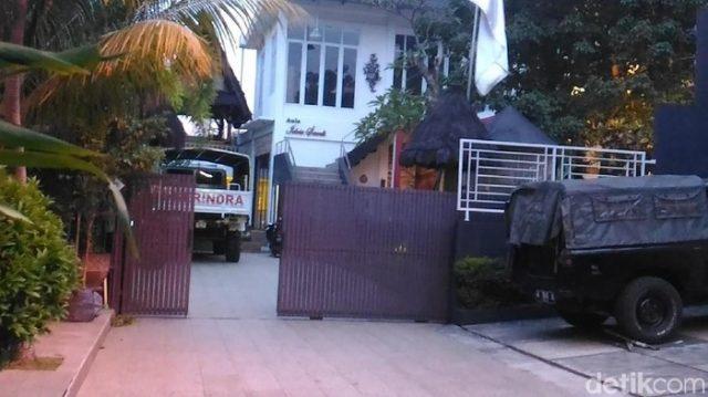 rumah Fadli Zon
