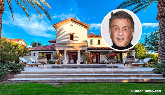 rumah Sylvester Stallone