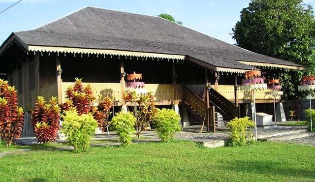 rumah adat bangka belitung