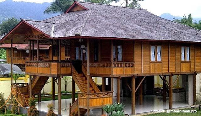 Mengenal Rumah Adat Sulawesi Utara, Dilengkapi Gambar dan Penjelasannya