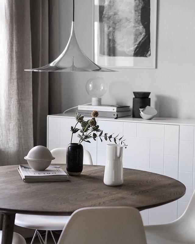 rumah alice norin furnitur modern abu putih
