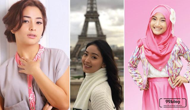 Intip Yuk! 7 Rumah Mewah Artis Muda Indonesia Bak Istana Kerajaan