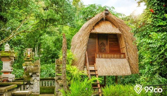material ramah lingkungan dari bambu