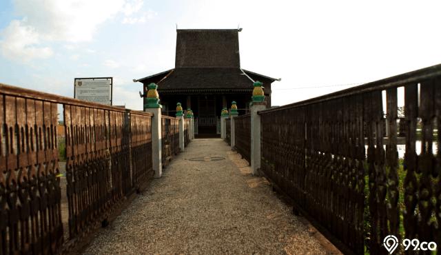 7 Jenis Rumah Adat Banjar Asli Khas Kalimantan Selatan, Sudah Tahu?