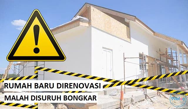 renovasi rumah direnovasi