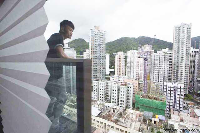 rumah berhantu hongkong