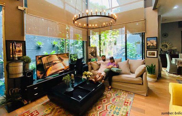 rumah bujang raffi ahmad