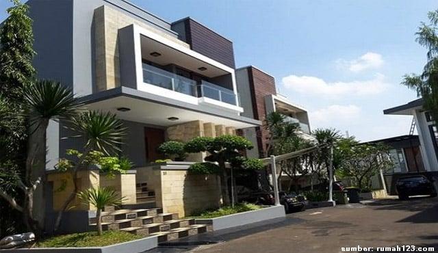 7 Potret Rumah Bunga Citra Lestari di Jakarta yang Minimalis & Artistik