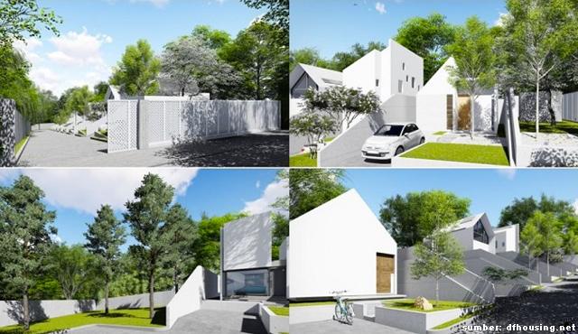 rumah cohosing dfhousing