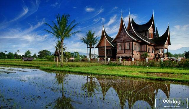 8 Keunikan Rumah Gadang Sumatera Barat Liburan Ke Sini Yuk