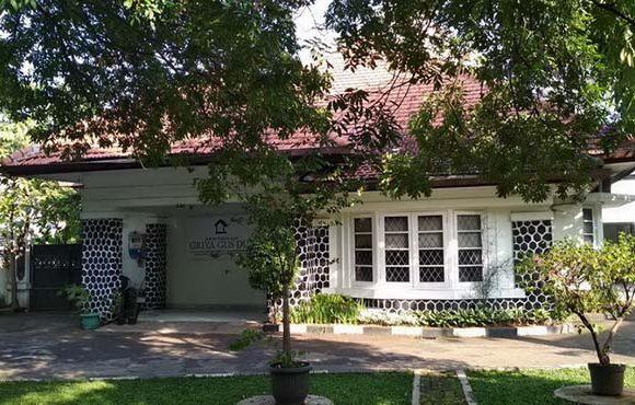 rumah gusdur masa kecil