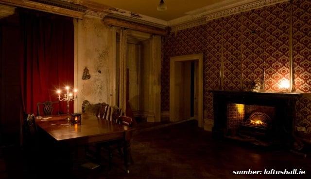 Rumah Hantu di Irlandia Ini Dijual dengan Harga Rp42 M   Interiornya Kayak di Film Horor!