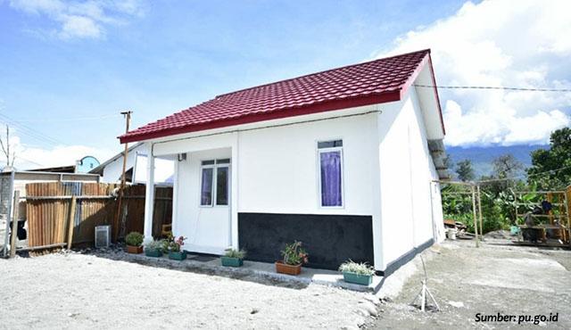Bernilai Rp7,46 Miliar, 40 Rumah Khusus di Papua Barat Siap Diisi Penghuni