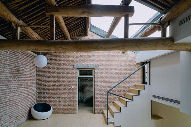 desain rumah kopel minimalis