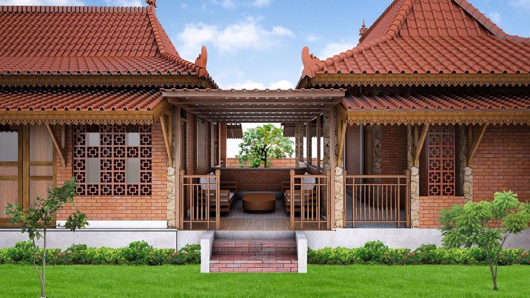 7 Jenis Rumah Limasan Untuk Bangun Hunian Disertai Inspirasi Desain