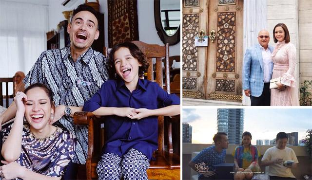Mengintip Rumah Luar Negeri 5 Selebriti Indonesia | Ada yang Sederhana Hingga Mewah Banget!