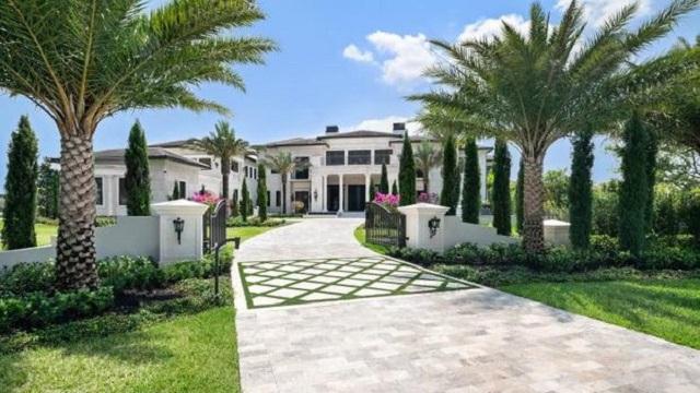 rumah mewah di Florida