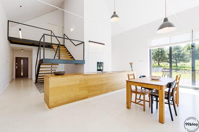 mezzanine minimalist