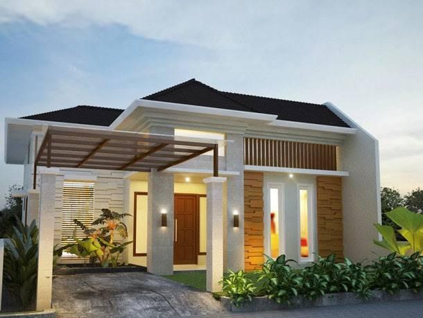 9 Desain Rumah Minimalis 2020 Dengan Garasi Pas Buat Keluarga Baru