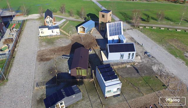 rumah mungil compact house