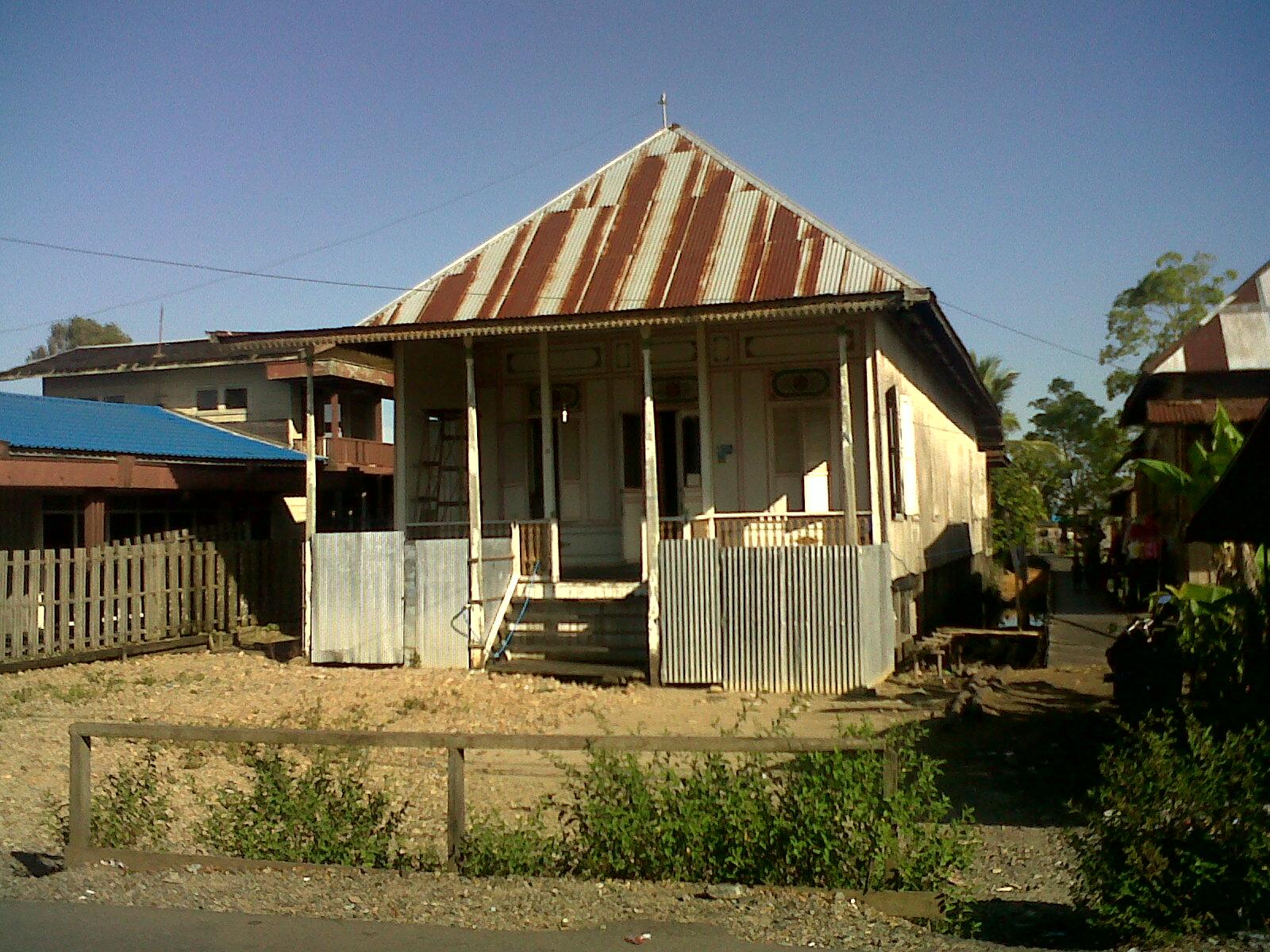 rumah palimasan
