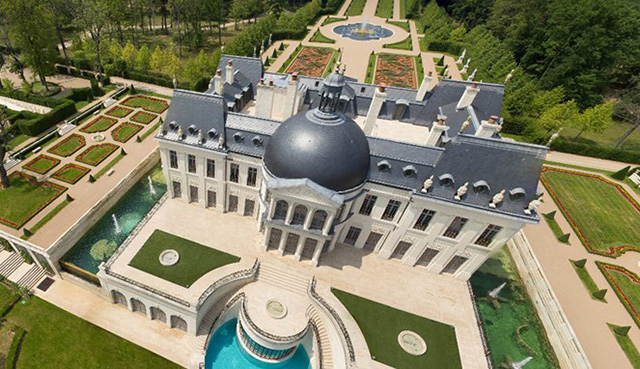 rumah pangeran arab saudi