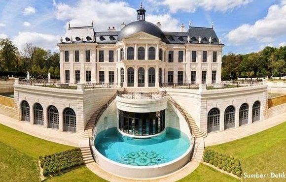 rumah pangeran salman