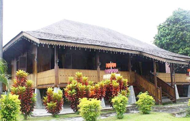 rumah panggung adat bangka belitung