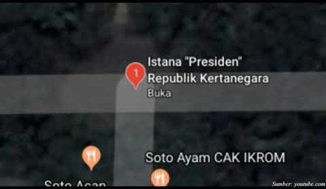 nama rumah prabowo