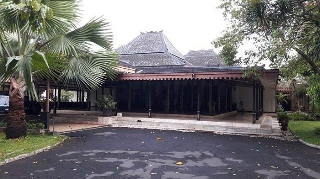 rumah soeharto