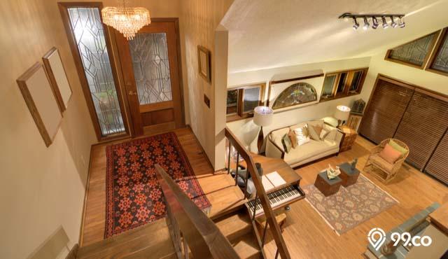rumah split level minimalis