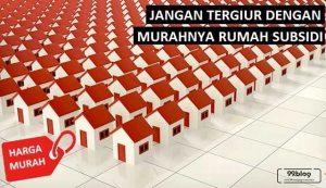 fasilitas rumah subsidi