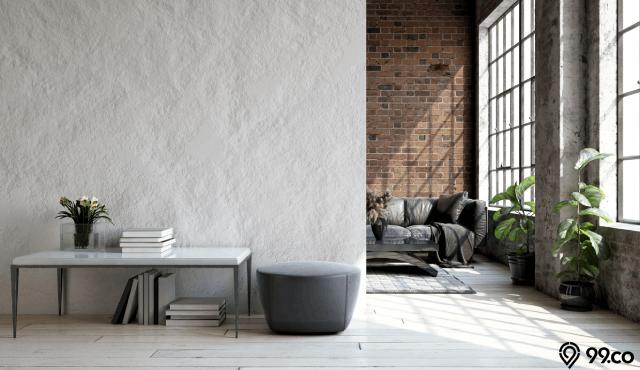 7 Gaya Rumah Industrial yang Stylish dan Minimalis Favorit Tahun 2020