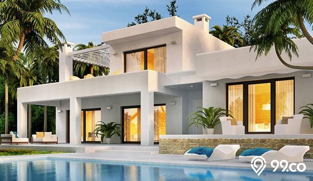7 Desain Rumah Tropis Minimalis Paling Cantik Simpel Dan Mudah Ditiru
