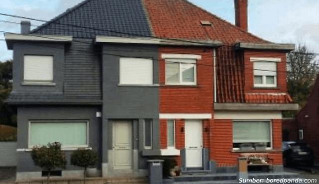 10 Desain Rumah Unik di Belgia Ini, Bikin Kamu Enggak Habis Pikir! Kok Bisa Ya?