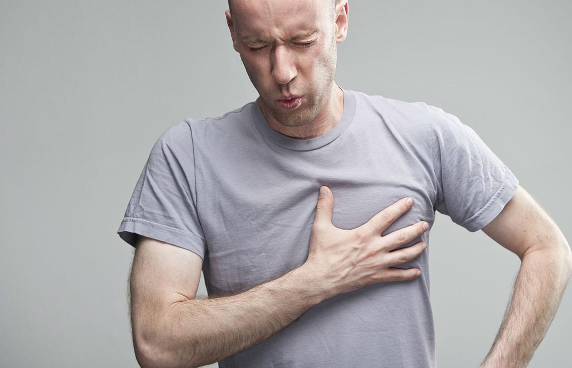 sakit dada