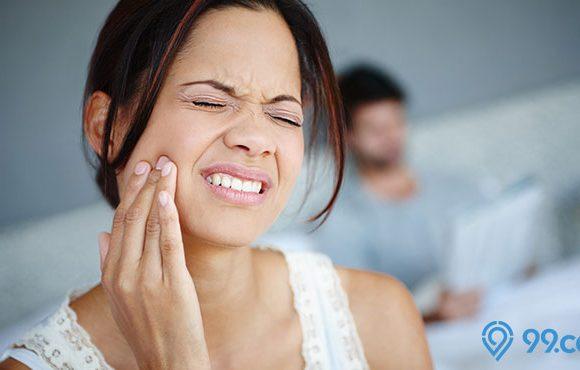 pijat sakit gigi