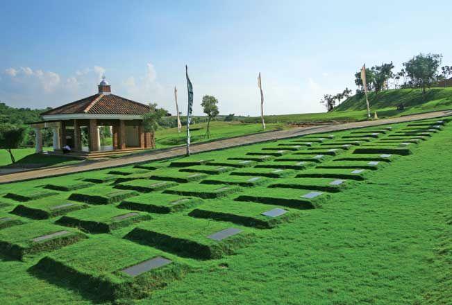 investasi tanah kuburan san diego