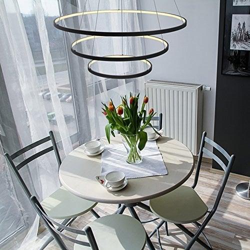 10 Lampu Gantung Minimalis Untuk Hadirkan Sentuhan Modern Di Rumah