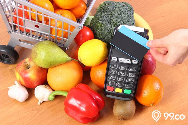 sayuran dan buah buahan