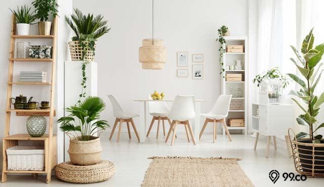 10 Elemen Utama Desain Scandinavian Interior yang Bikin Hunian Lapang & Nyaman