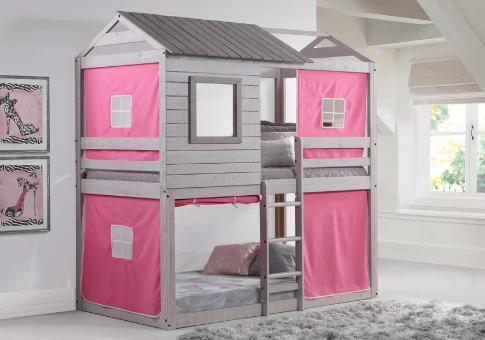 desain bunk bed unik