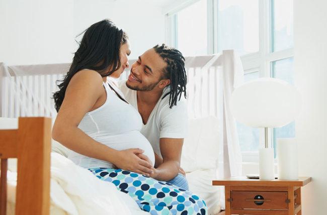 seks saat hamil